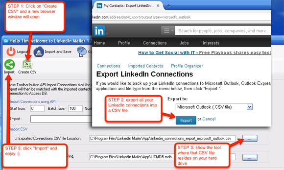 01-Linkedin_Mailer_Settings