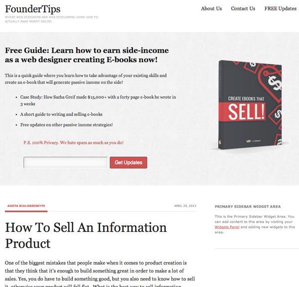 foundertips-blog
