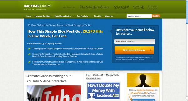 incomediary-blog
