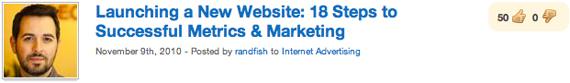 Launching a New Website: 18 Steps to Successful Metrics & Marketing