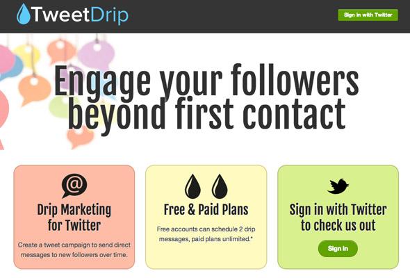 tweet-drip-direct-messages