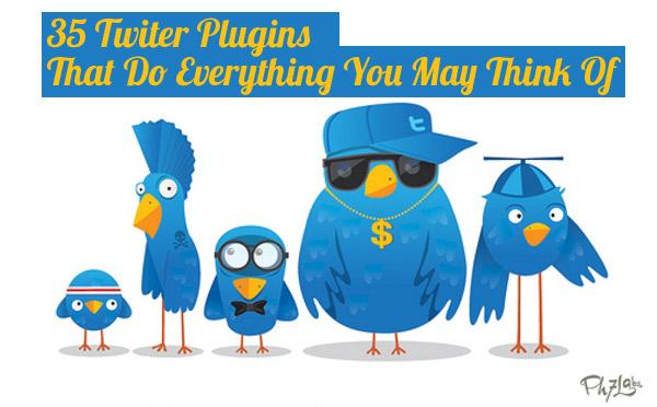 twitter-plugins