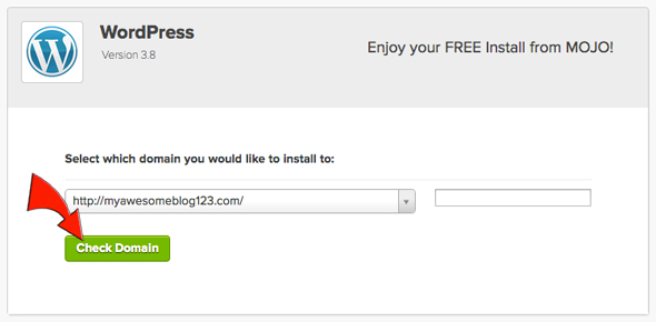 wordpress-installation-bluehost